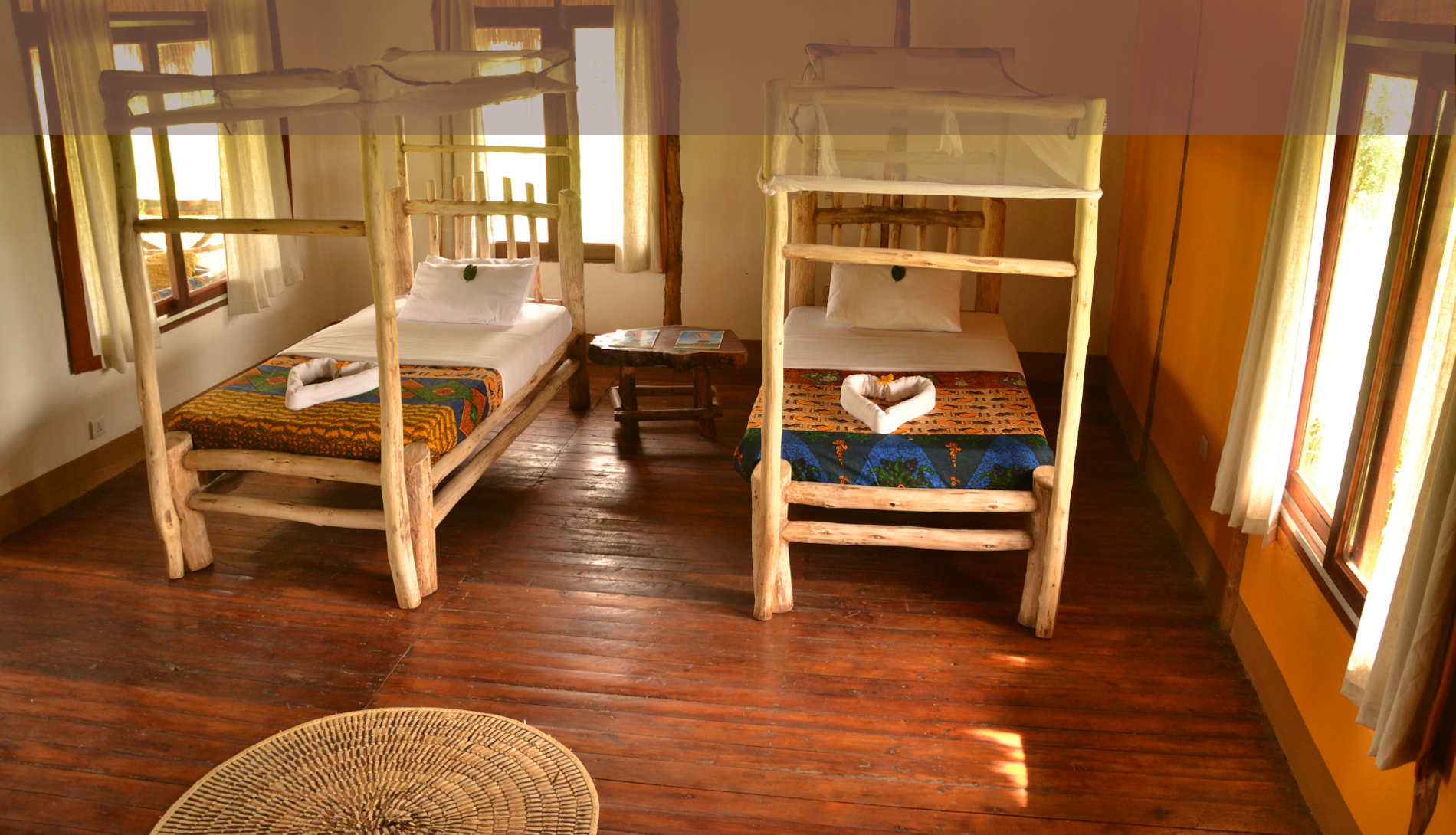 Ishasha Lodge