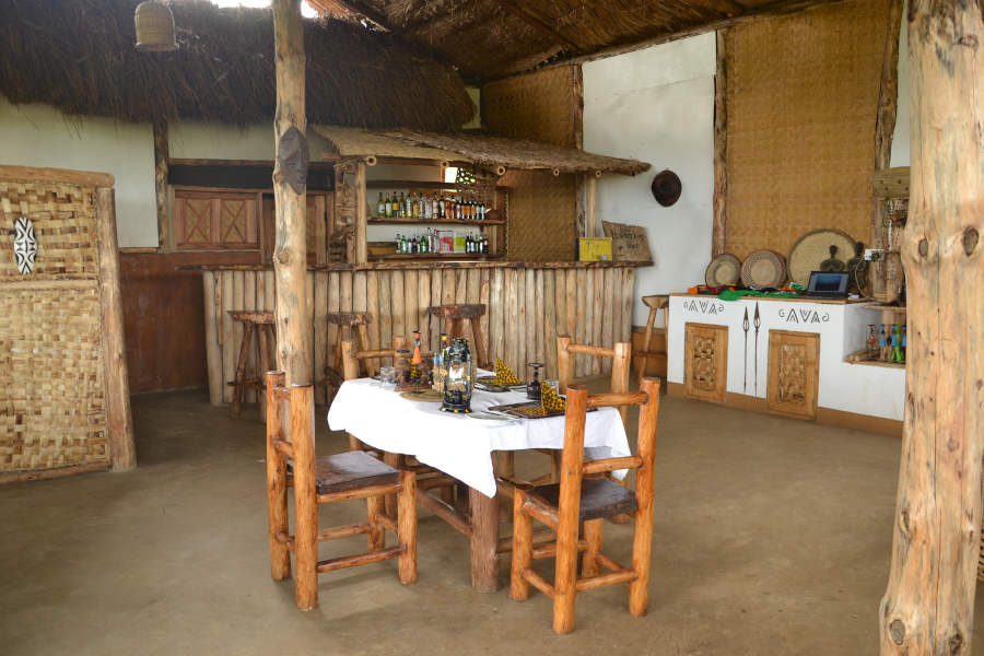 Restaurant Ishasha